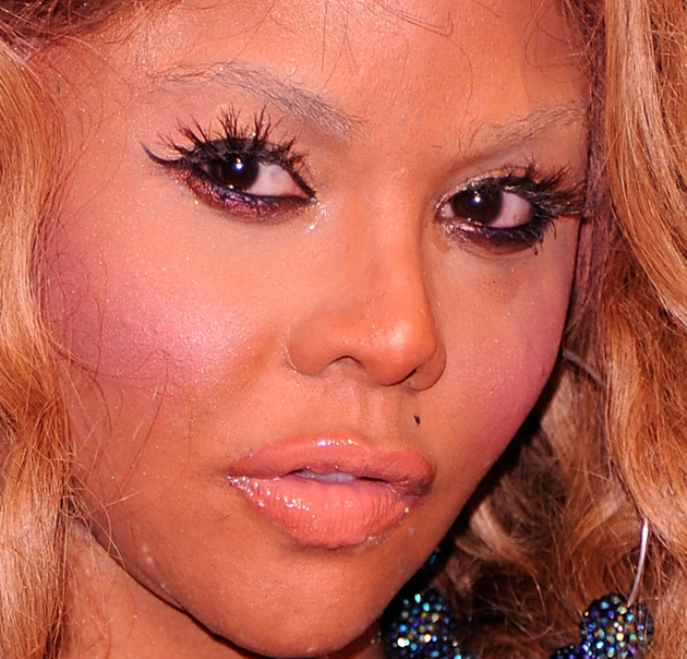 Lil Kim Eyebrows