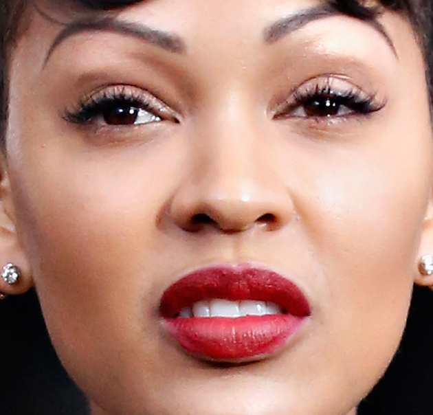 Meagan Good Eyebrows