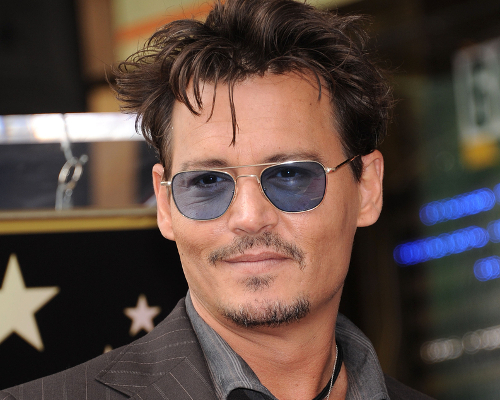 Johnny Depp Celebrity Hoarder