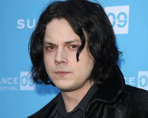 Jack White Celebrity Hoarder