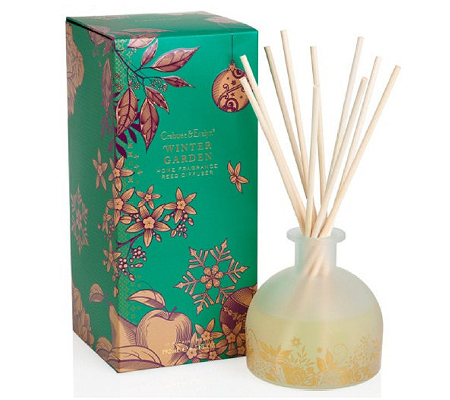 Crabtree   Evelyn Home Fragrance Reed Diffuser  Winter Garden