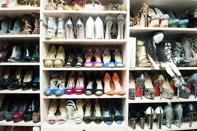 How To Organize Shoes