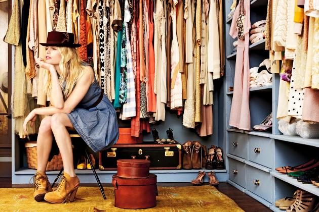 10 Steps to a More Organized Wardrobe