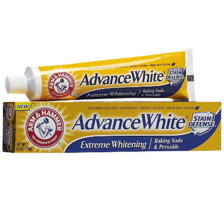 Arm   Hammer Advanced Whitening Toothpaste