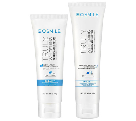Go Smile Truly Whitening Toothpaste System