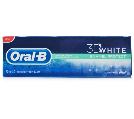 Oral B 3 D White Enamel Protect
