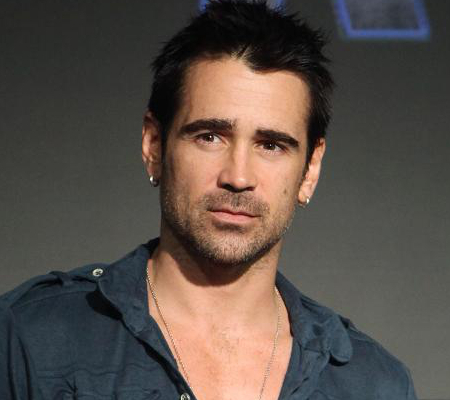 Colin Farrell Afraid Of Flying