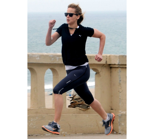 Jennifer Lawrence Hates Working Out