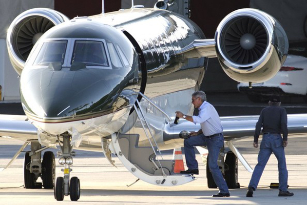Celebrities Who Have Their Own Private Jet
