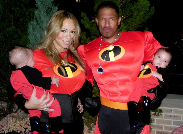 Mariah Carey Loves Halloween