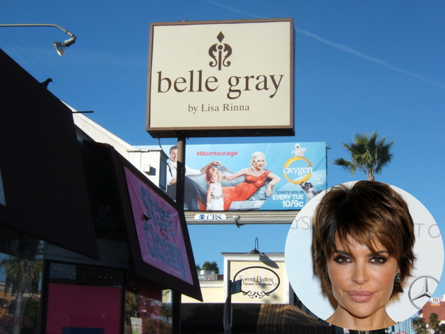 Lisa Rinna – Belle Gray