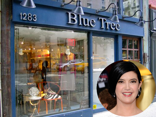 Phoebe Cates Kline – Blue Tree