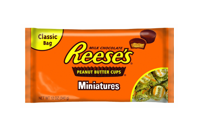 Reeses Peanut Butter Cup Calories
