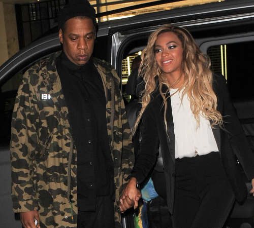 Beyonce And Jay Z Stylish Couple