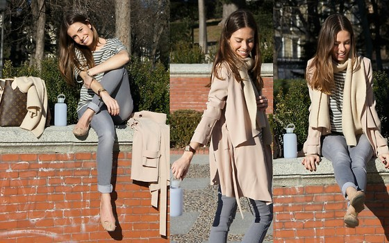 Gray Skinny Jeans Fall Fashion Must Haves