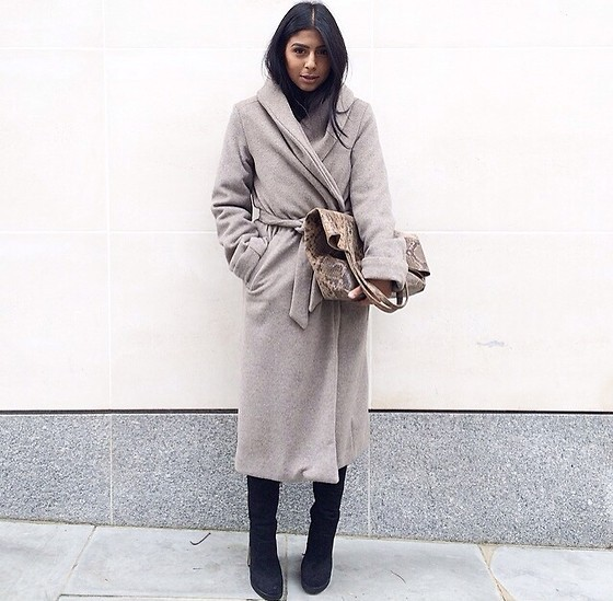 Wrap Coat Fall Fashion Must Haves