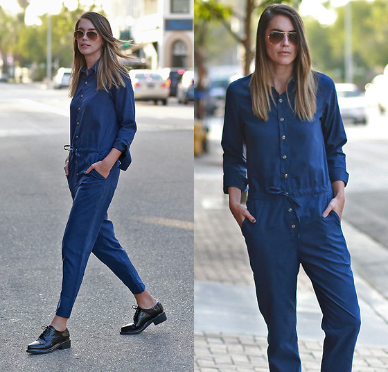 Utilitarian Jumpsuit Fall Fashion Must Haves