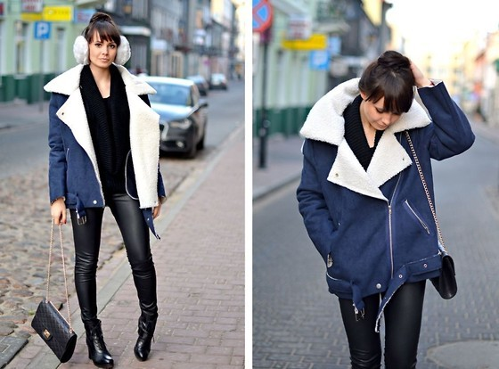 Shearling Lined Jackets Fall Fashion Must Haves