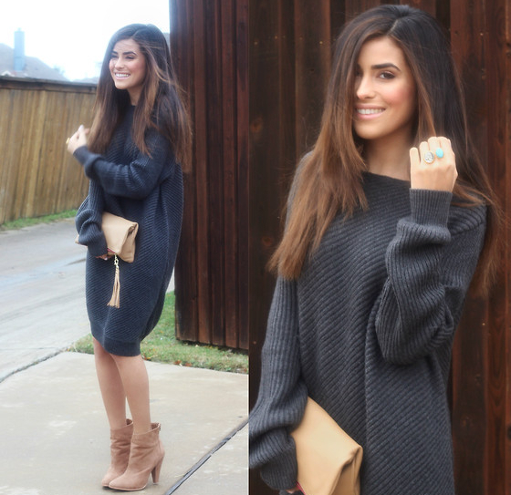Sweater Dress Fall Fashion Must Haves