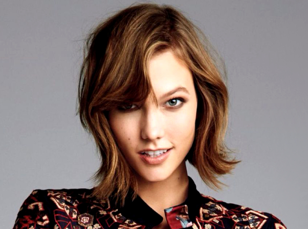 Karli Kloss Babylights Hair Coloring Technique