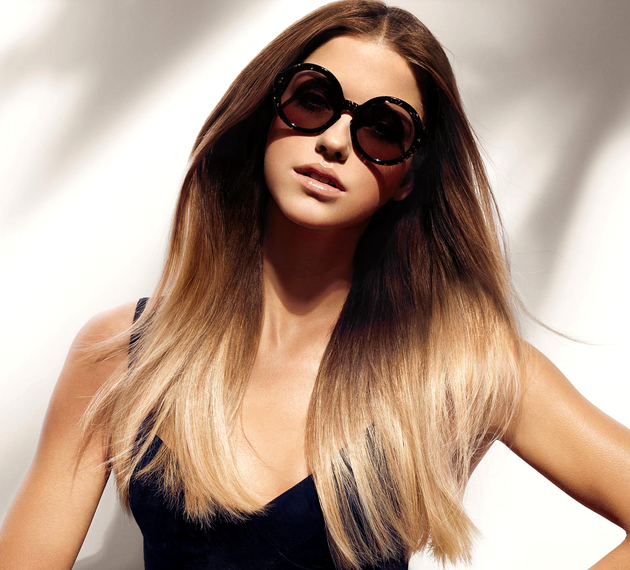 Pictures : Sombré, Splashlights, Bronde and More New Hair Coloring ...