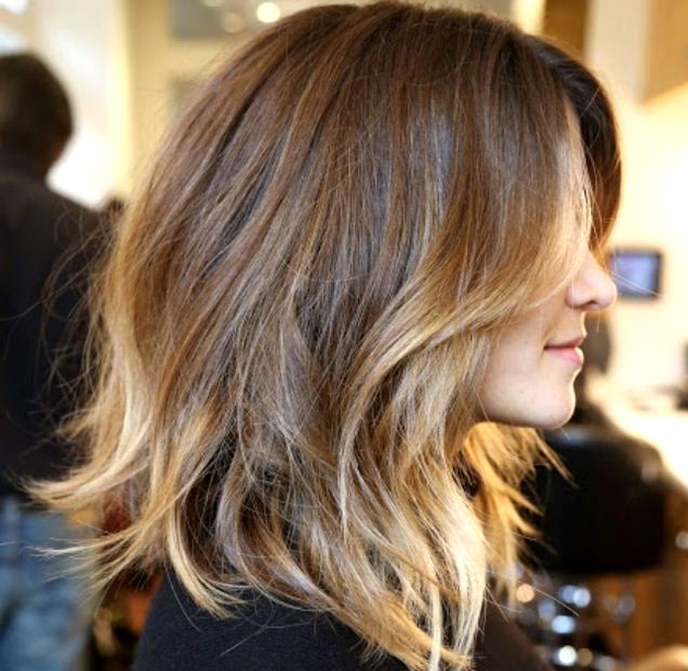 Sombre Hair Coloring