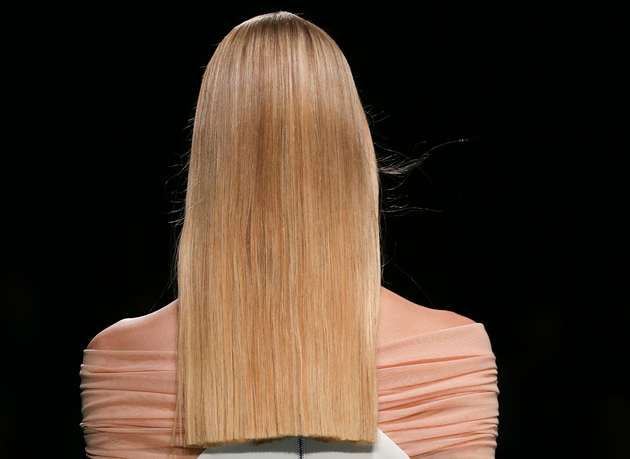 Long Hair Spring 2015 Trends