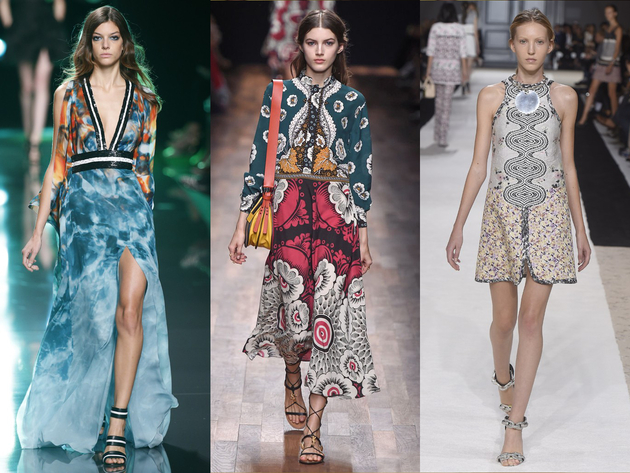 Retro Hippie Spring 2015 Trends