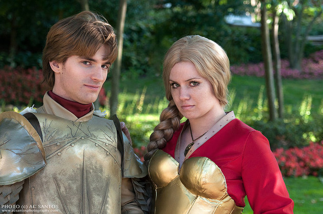 Cersei And Jamie Lannister Halloween Costume
