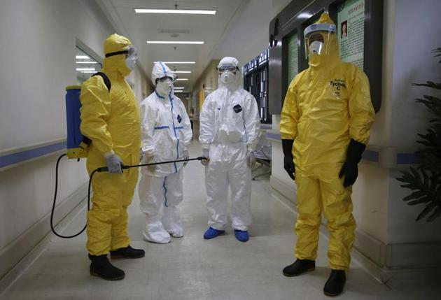Ebola Hazmat Suits Halloween