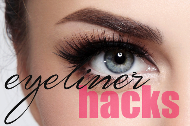 10 Eyeliner Hacks Every Girl Should Know