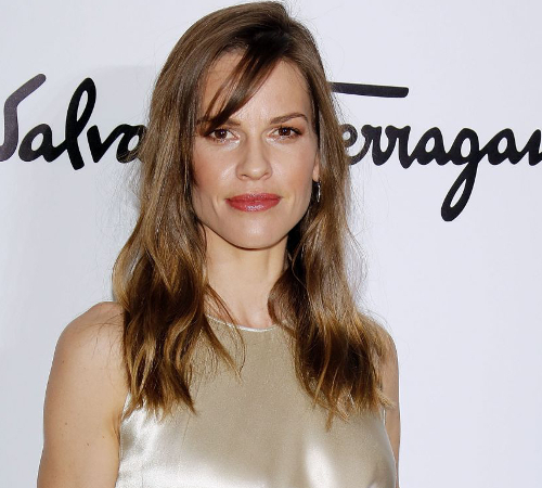 Hilary Swank Growing Up Poor