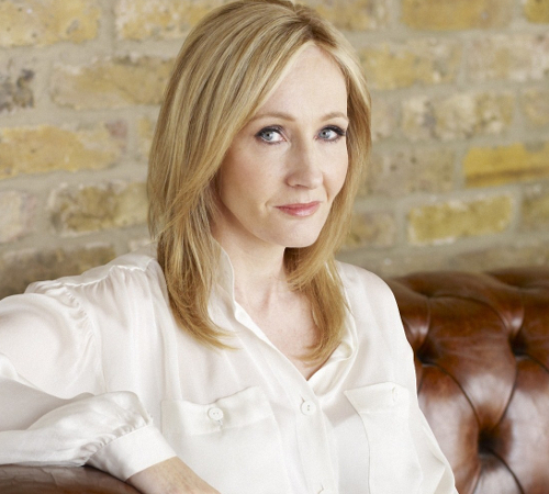 J K Rowling Growing Up Poor