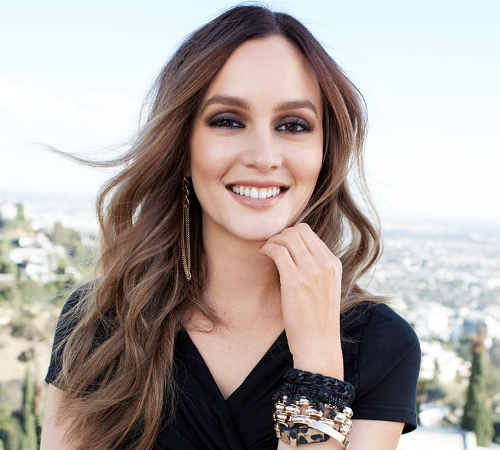 Leighton Meester Growing Up Poor