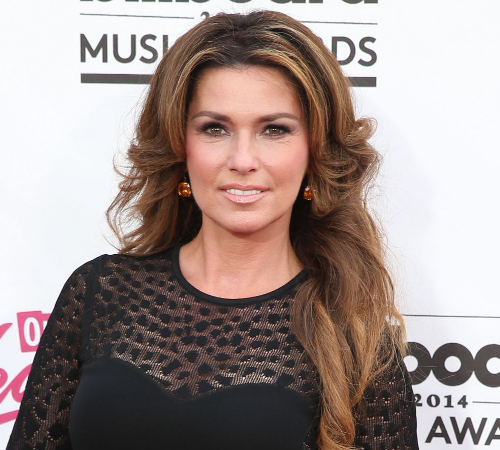 Shania Twain Growing Up Poor
