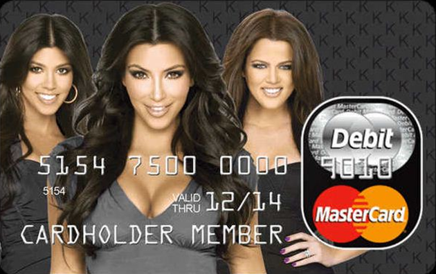 The Kardashian Kard