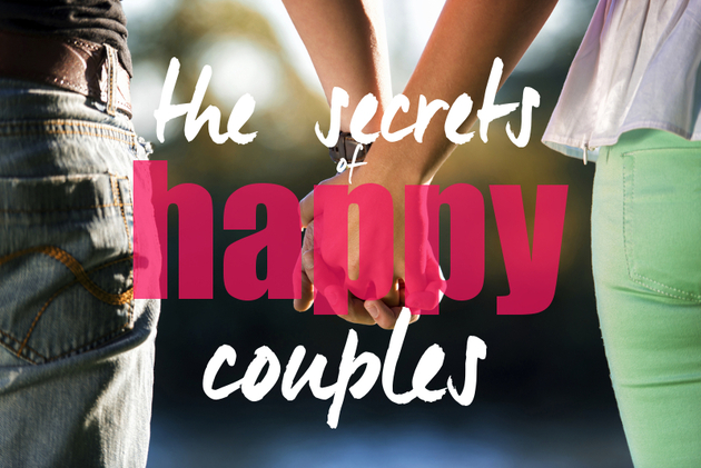 The Secrets All Happy Couples Have in Common