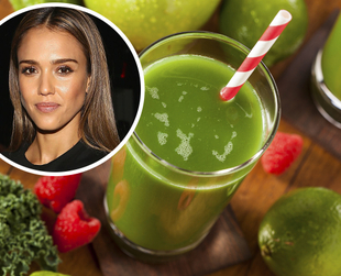 If you're looking for healthy and delicious smoothie recipes, try these excellent combinations recommended by celebrities from Blake Lively to Jennifer Aniston.