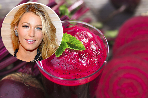 Blake Lively Detox Smoothie