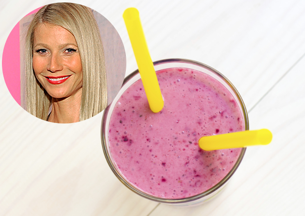 Gwyneth Paltrow Smoothie Recipe