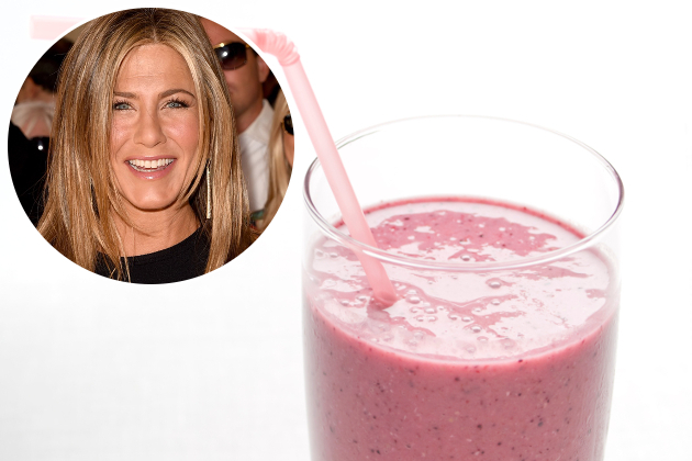 Jennifer Aniston Healthy Smoothie Recipe
