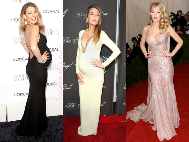 Blake Lively Best Celebrity Style 2014