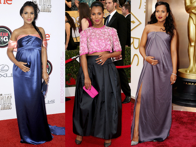 Kerry Washington Best Celebrity Style 2014