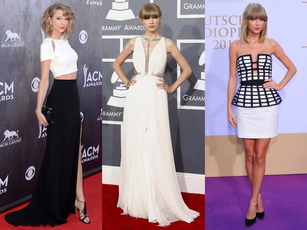 Taylor Swift Best Celebrity Style 2014