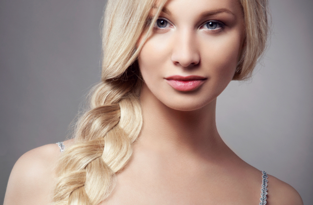 Overnight Hair Braid For Waves