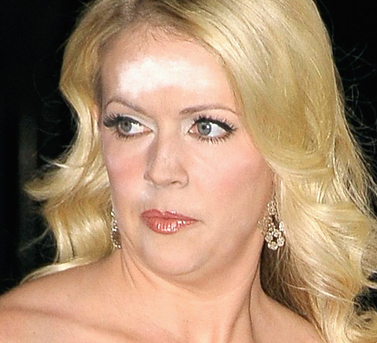 Melissa Joan Hart Makeup Fail