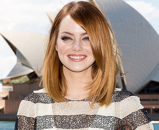 Emma Stone Loves Baking