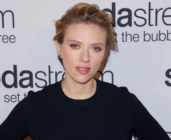 Scarlett Johansson Loves Baking