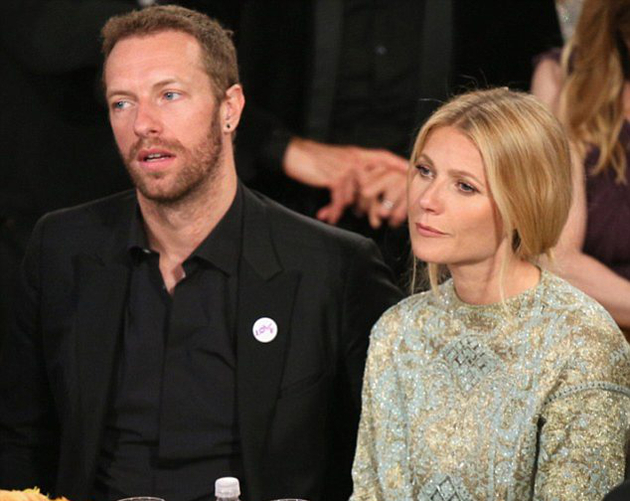 Gwyneth Paltrow And Chris Martin Conscious Uncoupling