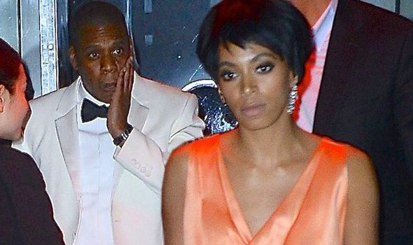 Solange Attacks Jay Z